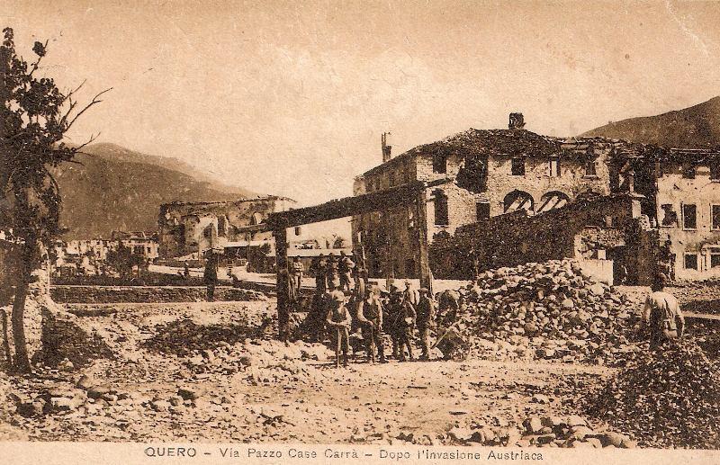 Armistizio di Compiègne tra gli alleati e la Germania.