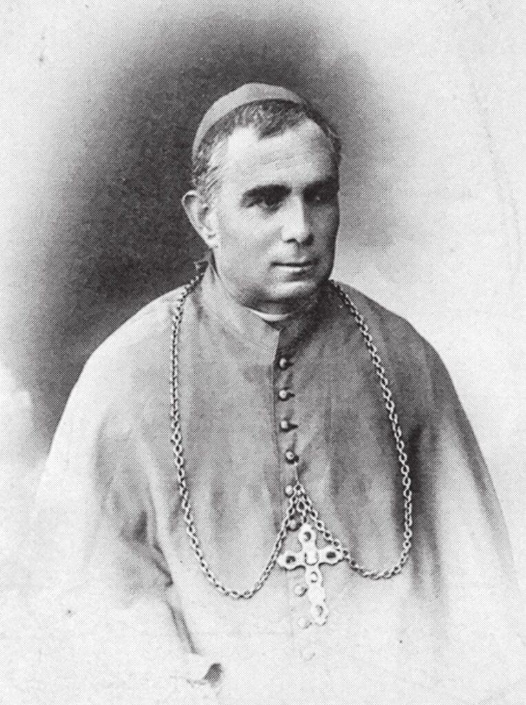 Il vescovo Cattarossi e lo stratagemma per la missiva